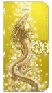 【iPhone6/6s】豊かさの金龍 Golden Dragon of Abundance 手帳型スマホケース