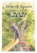 【学生割引ver】YOKOTA & KAJIWARA 魂のカレンダー2021(卓上B5サイズ) +KAJIWARA によるCD「梶原」2021ver. 【学生証を持つ方のみ注文可能です】