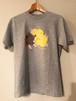 "Tシャツ「祝福となるために祝福された」グレー/ T-shirt ""blessed to be a blessing"" Grey"