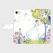 iPhone7 ラ・シルフィード手帳型スマホケース