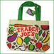 トレーダージョーズ TRADER JOE'S エコキャンバストート ベジタブル(torejo-tote-vegetabl1)