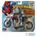 トイビズ アメイジングスパイダーマン バンプ&ゴー ダートバイク