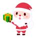 サンタクロース キャラクター