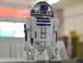 R2-D2モデルの ネーム印スタンド スターウォーズシリーズで有名