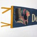 Vintage Pennant (ペナント ) Indian Head Detroit,Mich.