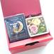 紅茶とお花のギフトセット(ブックラバー)