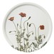 トレー 白樺 木製 Φ 38 KOUSTRUP & CO. - Prickly Poppy とげケシの花