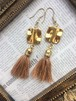 fringe earring(pierce)