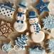 【クリスマス】アイシングクッキーキットC