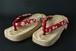 星ひでお 日光下駄 Nikko geta Sandals by Hideo Hoshi
