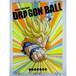 Dragon Ball Super Saiyan 50th Anniv Jump Exhibit - B2 size Japanese Anime Poster