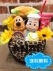 おむつベビーカーおむつケーキ/オムツケーキ/ANAP/アナップ/出産祝い/誕生祝い/お祝い/アンパンマン/バタコさん/チーズ/プリちぃビーンズ/ディズニー/おむつバイク