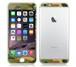 iPhone6、iPhone6Plus用 両面カスタムデザイン液晶フィルムシール(カモフラージュ)