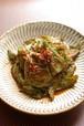 えごまの葉のキムチ 100g