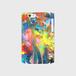 LOVE YOU iPhone5/5s/SE 側表面印刷スマホケース ツヤ無し(マット)