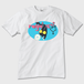 sokcs-cat-t-02 メンズTシャツ 白
