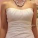 ウエディングドレス☆ロングドレス☆2サイズあり☆9-11号サイズ☆前撮り ☆パーティー