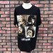 The Beatles Let it be Band T-Shirt Black XLarge