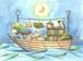 船の旅(ムライ)