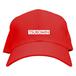 TSUBOMIN / BOX LOGO CAP RED