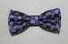 BOW TIE   -BLU PAISELY-