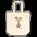 【送料無料】キノコ土偶 トートバッグ Mサイズ