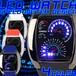 ★2015年新作★【SORRISO ソリッソ】スピードメーターデザイン・LED腕時計[全4色] SR7006
