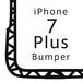 iPhone 7 Plus バンパー  『truss』