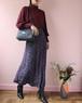 laura ashley long floral skirt