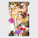 ▪️Xperia Z5(SO-01H/SOV32/501SO)用 Kane Dennis × Atelier Lapinus コラボ Xperia Z5 スマホケース(SO-01H/SOV32/501SO)ポップコーン 側表面印刷ツヤ有り(コート)