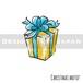 クリスマスモチーフ Christmas motif 0040-J