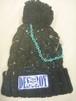 青ニット帽(Fサイズ)