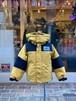 KIDS&ADULT:OFFICIAL TEAM【オフィシャルチーム】WINTER CLOTHING JACKET(マスタード/XS:150cm)ショート丈ダウンジャケット