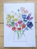 Spring flowers 春のお花を飾る