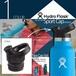 5089001 HydroFlask ハイドロフラスク Standard Mouth専用 口径:48.5mm ブラック 黒 スポーツキャップ Sport Cap