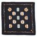 crabat Polka-Dots Artwork Scarf C204-SC-005
