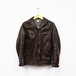 SPORT JACKET (HORSEHIDE BROWN)