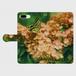 キアゲハの食卓 各種 iPhone 手帳型スマホケース iPhoneX対応商品