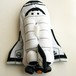 THE PARK SHOP SPACEBOY TISSUE COVER