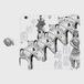 今城塚形象埴輪(灰)スマホケース L