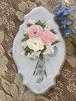 薔薇とネックレスの花束