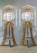 回転灯篭(高さ105cm)
