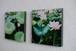【受注制作】心地よいお部屋時間を◇アートパネル2枚組【ロータス 蓮 Lotus】