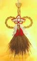 赤米注連飾り・十文字型
