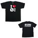FAI オリジナル Tシャツ(I❤FAI ver.)