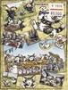 【ダヤンの誕生日】猫のダヤン(わちふぃーるど) ジグソーパズル 42-17 / やのまん