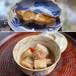 冬の焼物と炊き合わせ(京都ポーク)