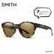 SMITH スミス 偏光サングラス snare rzu Tortoise Polarized Brown サングラス メンズ レディース ユニセックス 偏光レンズ 偏光 ラウンド型 ボストン型