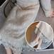 2way エンブロイダリーレース リバーシブル スカート c1848