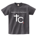 TSUBOMIN / COPYRIGHT T-SHIRT CHARCOAL